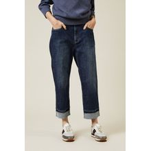 Brunello Cucinelli Jeans 'The Skater Jean' Denimblau