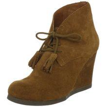 Scholl GRIEL F24557, Damen Fashion Halbstiefel & Stiefeletten, Braun (Brown 1011), EU 41