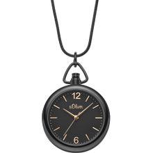 S.Oliver Uhr 'SO-3794-MQ' schwarz