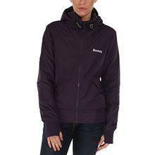 Bench Damen Jacke Kapuzenjacke Onetimer III violett (Nightshade) Medium