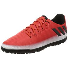 adidas Unisex-Kinder Messi 16.3 TF Stiefel, Rot (Red/Core Black/FTWR White), 36 2/3 EU