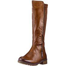 Remonte Damen R3325 Hohe Stiefel, Braun (Mahagoni/Sherry/Mogano 25), 42 EU