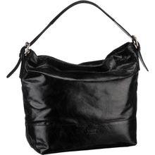 Jost Handtasche Boda 6626 Hobo Bag Schwarz