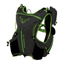 Dynafit - Enduro 12 Trail Rucksack (schwarz/grün) - M/L