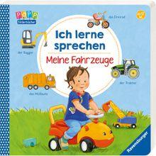 Ravensburger Ich lerne sprechen - Meine Fahrzeuge