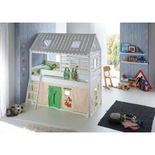 Relita Betttasche Hoch- & Etagenbetten, Dschungel grün  Kinder