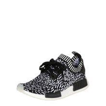ADIDAS ORIGINALS Sneaker 'Nmd_R1' schwarz / weiß