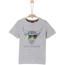 s.Oliver T-Shirt - Stier