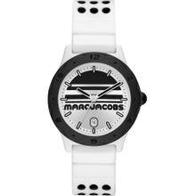 Marc Jacobs Uhr 'Mji651' schwarz / weiß