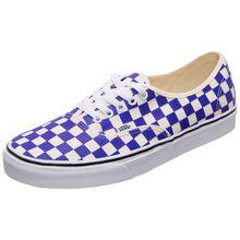 VANS Authentic Sneaker blau/weiß