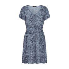 Sublevel Sommerkleid Sommerkleider blau Damen