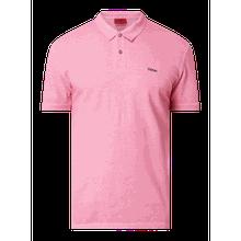 Poloshirt mit Logo-Stickerei Modell 'Dagic'