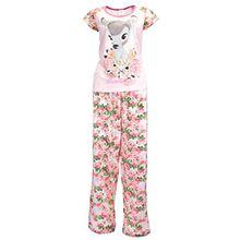 Bambi Damen Disney Bambi Schlafanzug Größe XX-Large