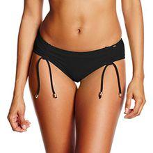 Skiny Damen Bikinihosen Ocean Love Panty, Gr. 36, Schwarz (black 8596)