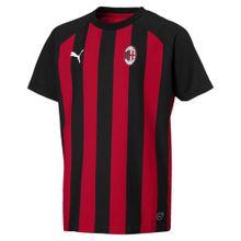 PUMA T-Shirt 'AC Milan' rot / schwarz