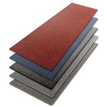 Teppich / Läufer in zahlreichen Größen | rot, gepunktet | Qualitätsprodukt aus Deutschland | Teppichläufer mit GUT Siegel | Küchenläufer, Flurläufer (66x150 cm)