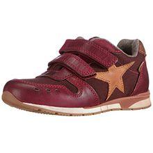 Bisgaard Tex Boot, Unisex-Kinder Sneakers, Rot (16 Wine), Gr. 32 EU
