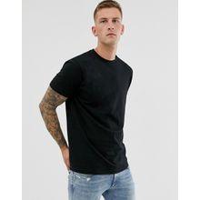 Soul Star - Schwarzes T-Shirt - Schwarz