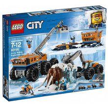 LEGO 60195 City: Mobile Arktis-Forschungsstation