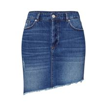 QS by s.Oliver Q/S designed by Rock Jeansröcke blue denim Damen