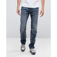 Diesel - Safado - Gerade geschnittene Jeans in 0885JK Grau - Grau