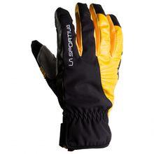 La Sportiva - Tech Gloves - Handschuhe Gr S schwarz/orange