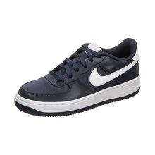 Nike Sportswear Sneakers Low für Mädchen blau/weiß