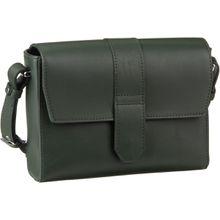 Sandqvist Umhängetasche Berit Small Shoulder Bag Green (1 Liter)