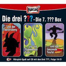 CD Die Drei ???: Box (19-21) Hörbuch
