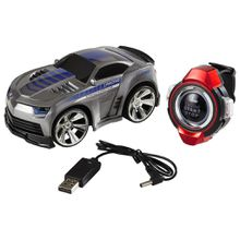 XXXL RC Rennauto mit Smart Watch, Grau