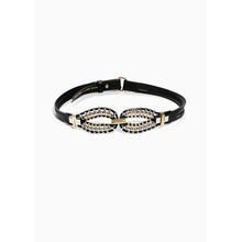Decorative Waist Belt - Black