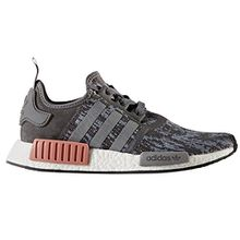 Adidas Original Damen Sneakers NMD R1 W The boost ™ technology BY9952, BY9647 (37 1/3 EU - 4.5UK, GREY THREE F17/RAW PINK)