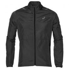 Asics - Icon Jacket - Laufjacke Gr L;M;S;XL;XXL schwarz;grün