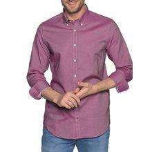 Tommy Hilfiger Hemd Slim Fit in lila für Herren