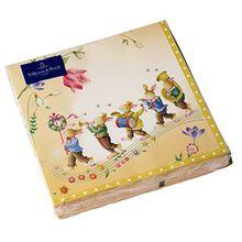 Villeroy & Boch 3590720018 Oster Accessoires Spring Fantasy Servietten Musikanten