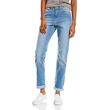 H.I.S Jeans Damen Skinny Jeanshose Marylin, Gr. 36/L31, Blau (milky blue 9115)
