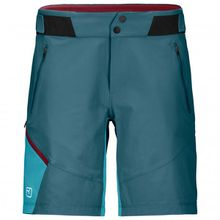 Ortovox - Women's Brenta Shorts - Shorts Gr L;M;S;XL;XS türkis/blau;schwarz;rot