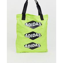 adidas Originals - Bodega - Gelbe Tragetasche - Gelb