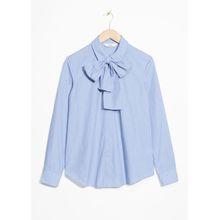 Tie Shirt - Blue