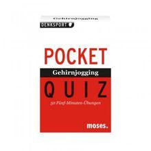 Pocket Quiz Gehirnjogging