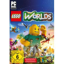 Lego Worlds PC, Software Pyramide