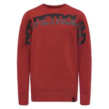 Petrol Industries Sweatshirt rot