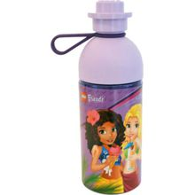 LEGO Trinkflasche Friends, 500 ml lila