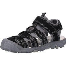 Kinder Sandalen schwarz