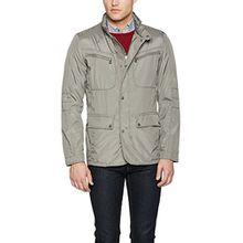 Geox Herren Jacke Man Jacket, Grau (Light Stone F1138), XXX-Large