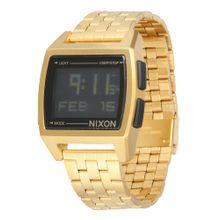 Nixon Armbanduhr 'Base' gold