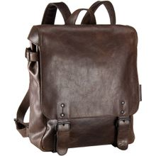 aunts & uncles Laptoprucksack Maverick Humus