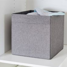 Ordnungsbox Canvas Premium mit Griffleiste