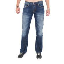MUSTANG OREGON STRAIGHT Jeans - Slim Fit -Dark Rinse Used