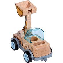 Baumaschine - Bulldozer natur
